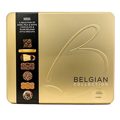 M&S Belgian Biscuits