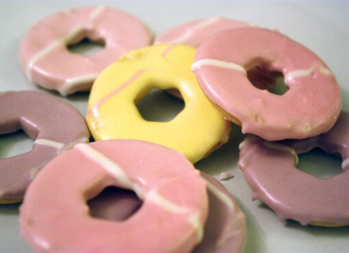 Party Ring Biscuits
